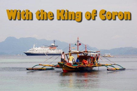 A Royal Rendezvous with the King of Coron