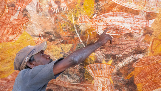 Kakaqdu Rock Art (Travel NT)