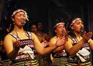 New Zealand: Maori Culture